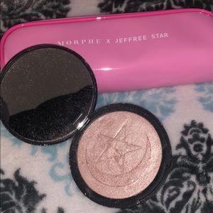Jeffree Star LE Highlighter/Bag